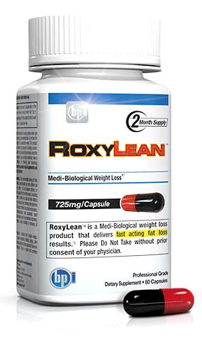 Roxy lean