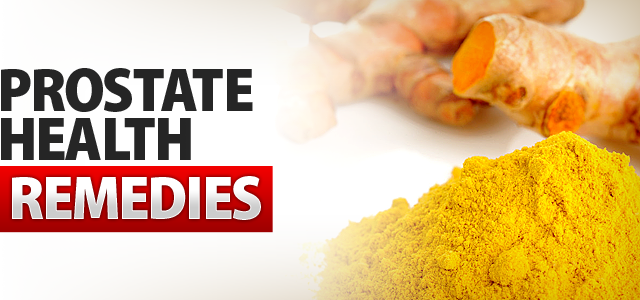 Prostate natural health remedies